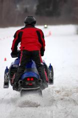 Snowmobile Launch
