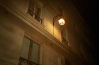 Lantern in Paris