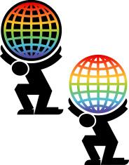 Rainbow Atlas two