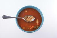"""""""I love You"""" soup"""