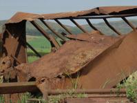 Rusty junk
