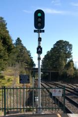 Electronic Railway Signal