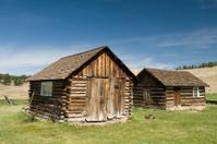 Abandoned Old Homestead Series