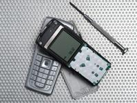 Repair mobil telephone