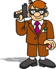 Nerd Spy