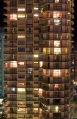 Night Scenes - Apartment Living