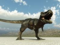 Roaring Tyrannosaur