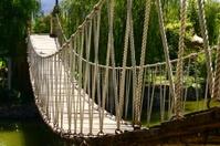 suspension bridge / drawbridge