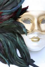 Mardi Gras or Carnival Still Life