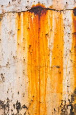 Rust Stain Drips