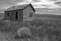 Abandoned Farmhouse on Stark Prarie