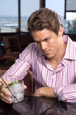 Man in Bar