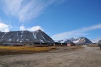 Main camp at Ny Alesund