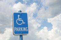 Handicapped Parking.
