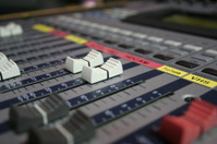 Audio Mixer Fader 04