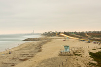 Carlsbad Beach California 20sec Exposure
