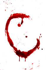 Dripping Bloody Alphabet C