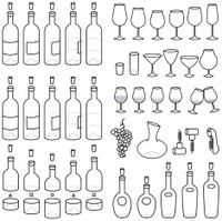 alcoholics icons