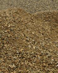 gravel detail