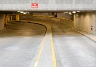 Parking Garage Entry