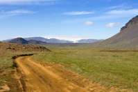Iceland Inland Trail