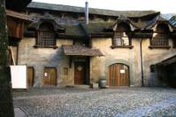 Old Swiss Courtyard