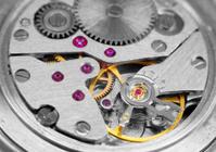 Ancient metal clockwork