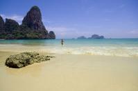 Paradise Island, Jewel of Thailand Railay beach