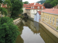 Prague: On the Waterway