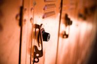 School Lockers (Shallow DOF)