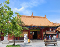 building of buddhism