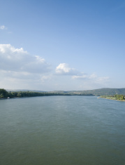 The Danube at Esztergom