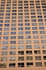 Windows in Presidential Towers