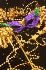 Mardi Gras or Carnival Background