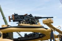 Pintle mounted machine gun