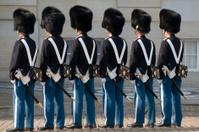 Royal guards.