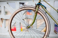 Rusty old bike