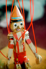 Toy Puppet