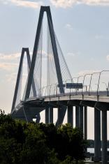 Cooper River Bridge, Charleston, South Carolina