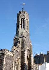 Historic Church in Brighton