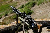 MG-34 Machine Gun Position