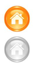 orange internet button home