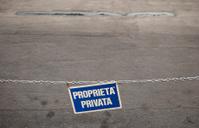 Private property (italian)