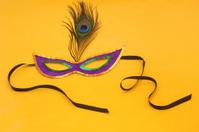Mask on Yellow