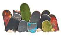 Trashed Skateboards