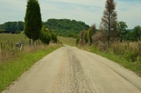 Lonely Country Road