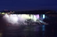 Falls at Night
