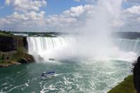 Niagara Falls and Tour Boat