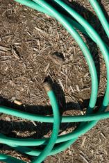 Garden Hose - Mulch