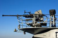 World War II Submarine Gun